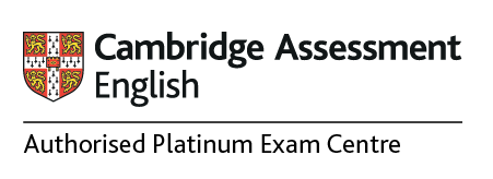 Authorised Platinum Exam centre logo
